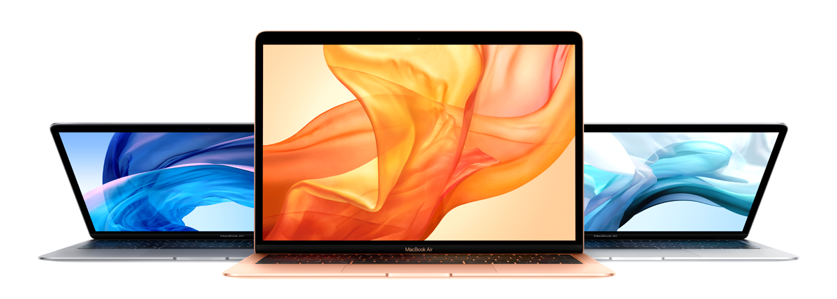 Новите MacBook Air